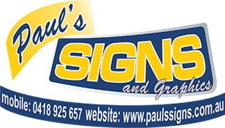 Paul Signs